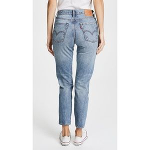 Levi's High Rise Wedgie Icon Jeans Sz 29